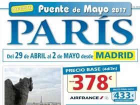 PUENTE DE MAYO EN PARIS